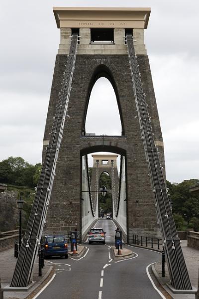 Clifton Suspension Bridge - 4 by peterellison