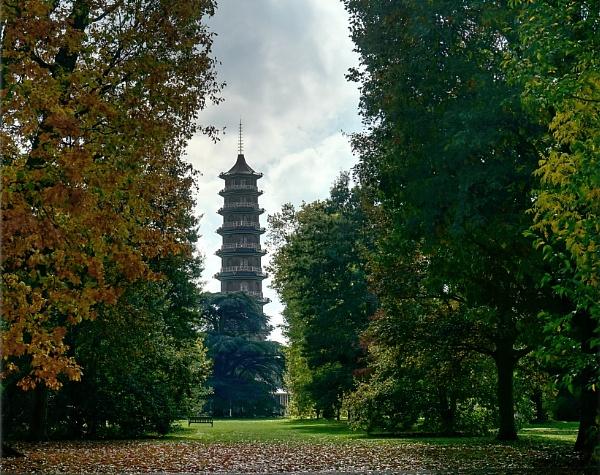 Great Pagoda vista by StevenBest