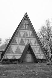 Photo : How many triangles?