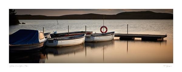 Jetty, Loch Glow, Fife by paul_gaughan