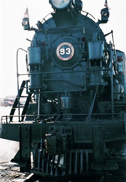 Engine No. 93 by goochian3