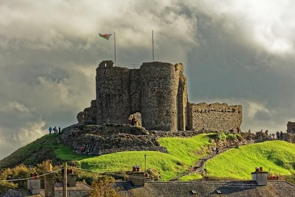 Criccieth Castle