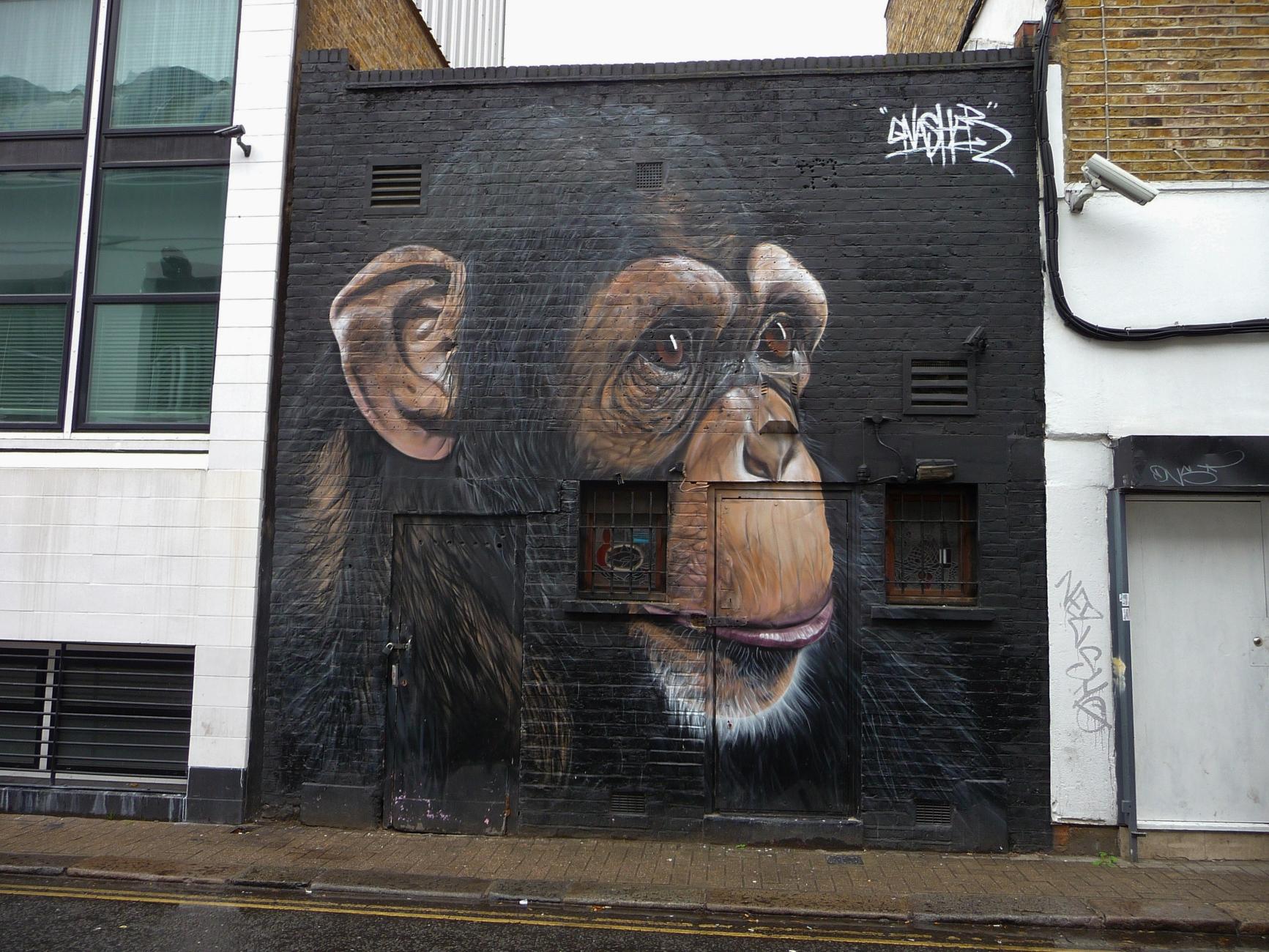 Favourite graffiti in Camden