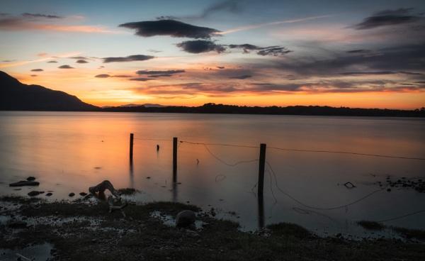 Muckross Lake, Killarney National Park, Ireland by BobinAus