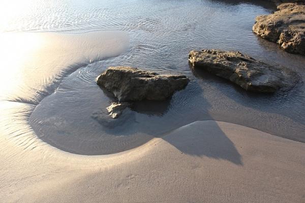 Miniature Beach by SHR