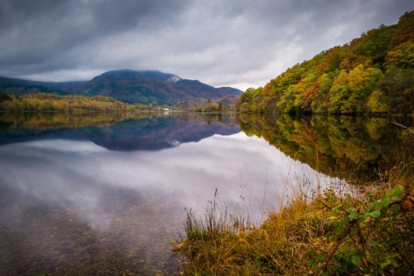 Autumn Reflections by Billdad