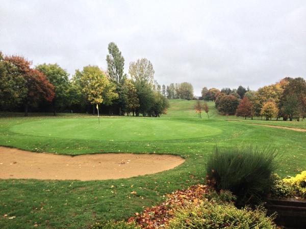 Golf landscape by Kiddo60