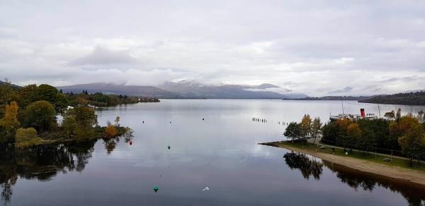 Loch lomond shores. by snapperbryan06