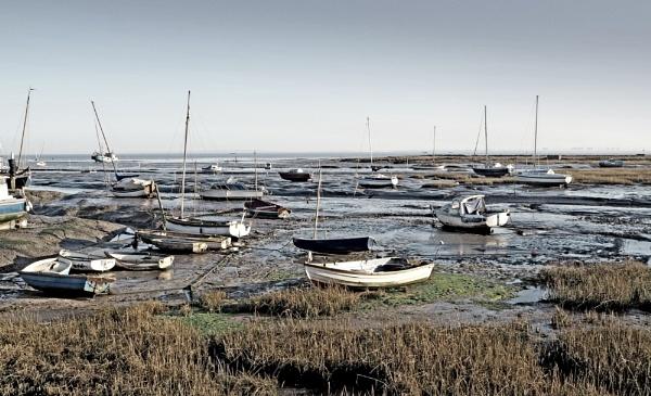 Leigh on Sea, Essex, UK by Phillbri