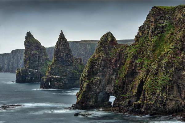 Guardians of the Cliffs