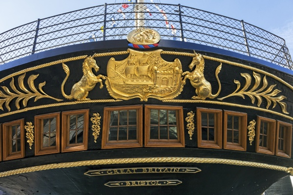 SS Great Britain - 7 by peterellison