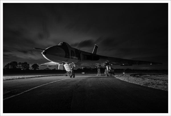 XM655 Avro Vulcan by Techno