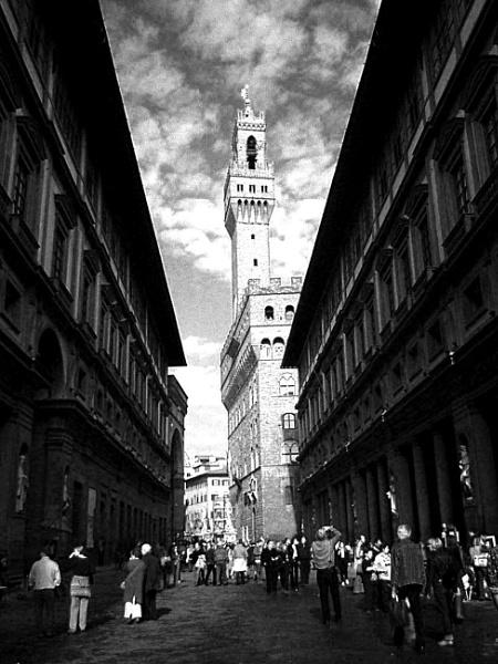 Palazzo Vecchio (Palazzo della Signoria) by Lontano