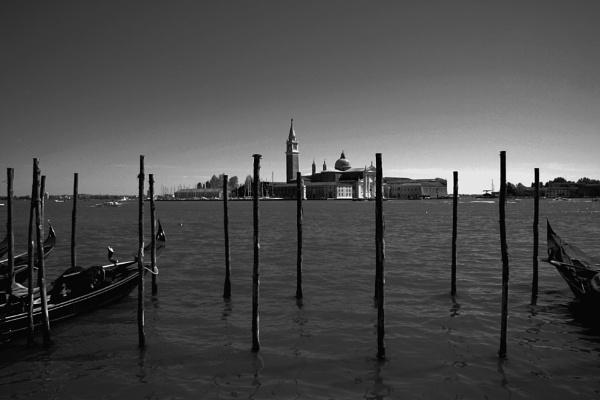 Venetian Parking Lot by Lontano