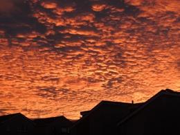 Inverurie sunset