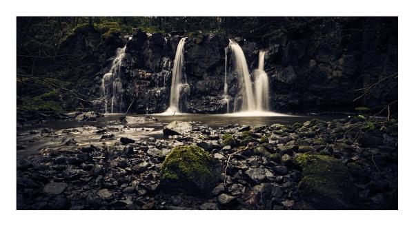 Fordell Waterfall by paul_gaughan
