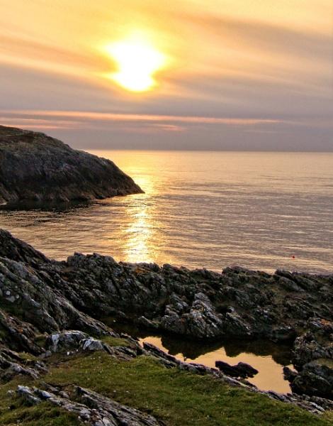 Bullbay sunset