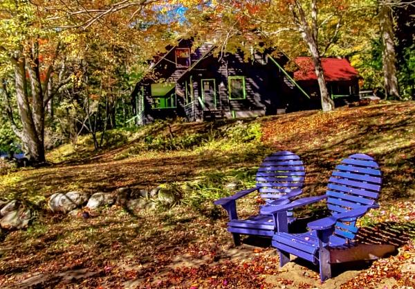 Autumn Resort by manicam
