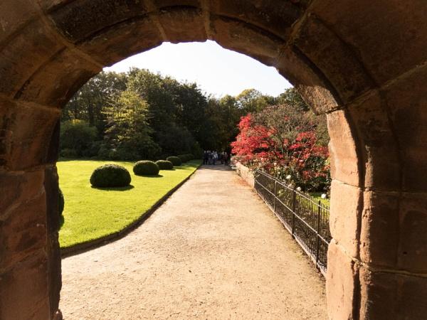 Arch way by franpat