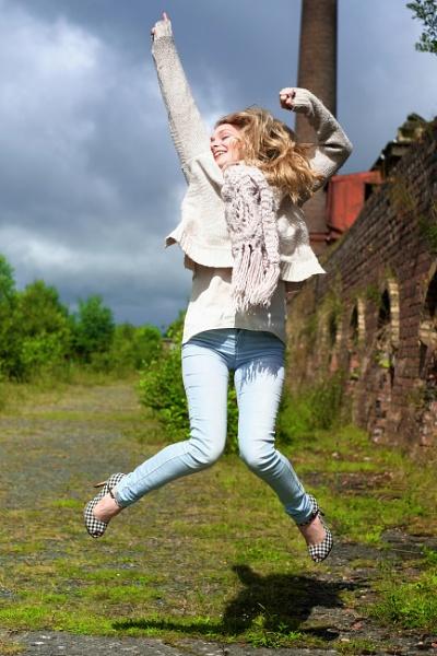 Jumping for joy ! by Backabit