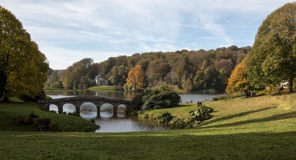 Stourhead National Trust by Janetdinah