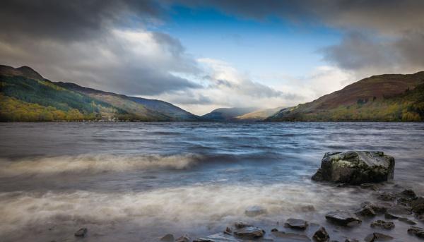 Loch Earn by Billdad