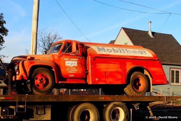 MobilHeat Truck