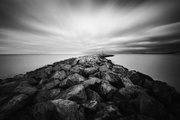 Wave Breaker #2 by DavidMMWilliams
