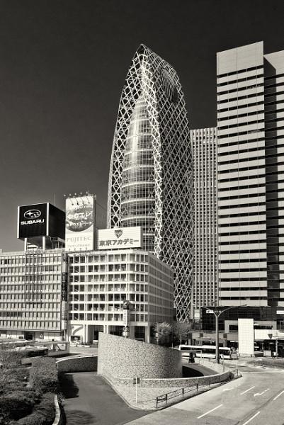 Shinjuku by Stephen_B