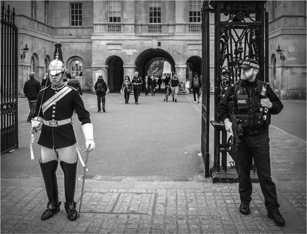 Quis custodiet ipsos custodes? by KingBee