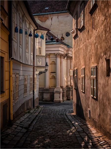 Bratislava Old Town by KingBee