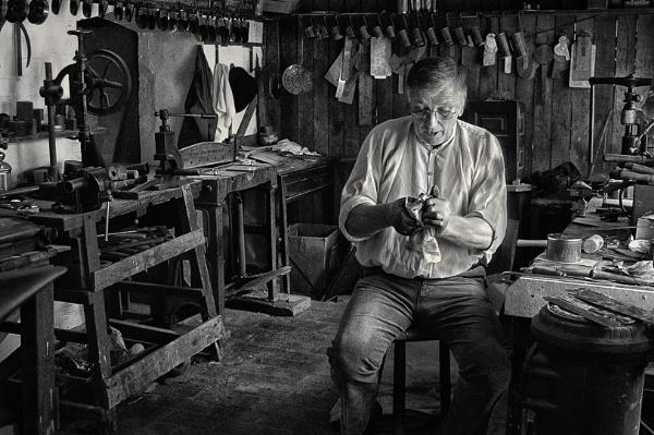 Working Coopersmith by Zydeco_Joe