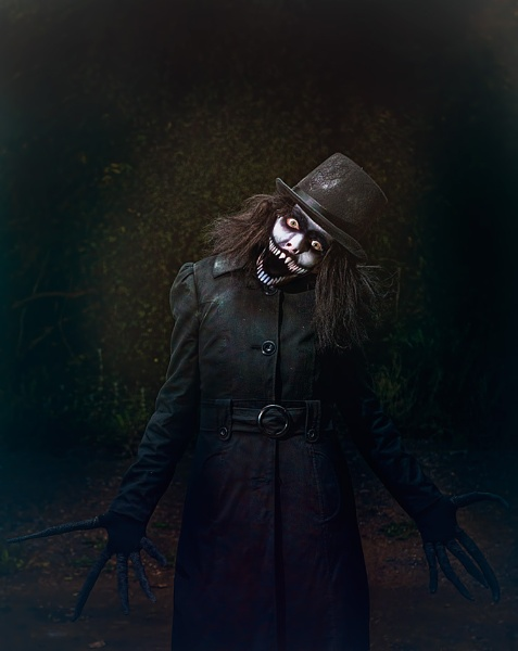 The Babadook pt2 by Syren