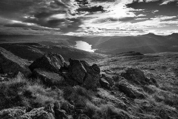 Loch Earn by PaulHolloway