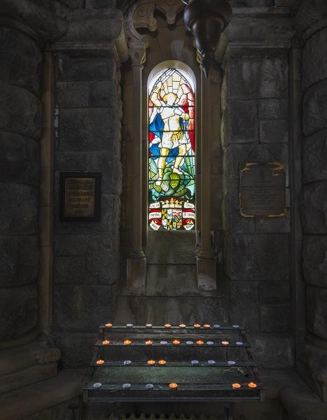 St Conan\'s Kirk by AndrewAlbert