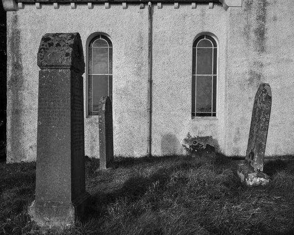Balmaclellan Church by AndrewAlbert