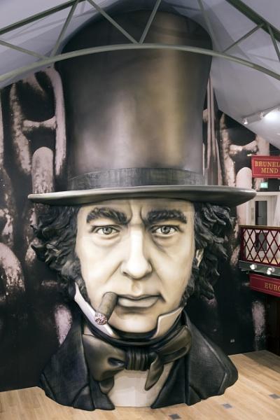 Isambard Kingdom Brunel by peterellison