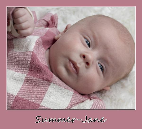 Summer-Jane by r0nn1e