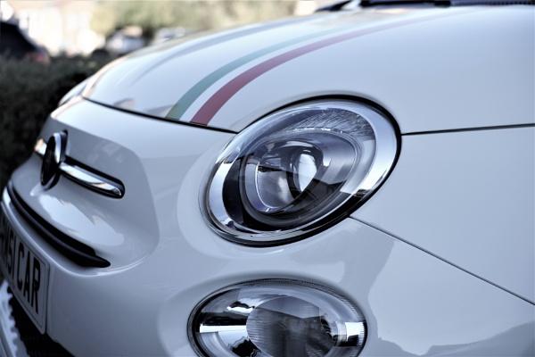 Fiat 500 by magsyuk