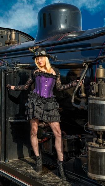 Steampunk Emma by Swhitfield