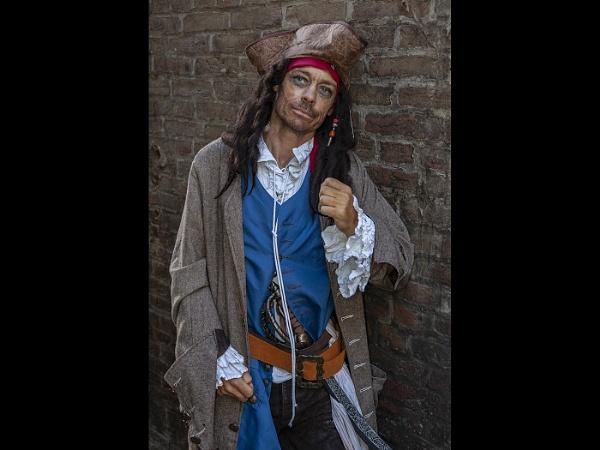 Jack Sparrow by stevenb