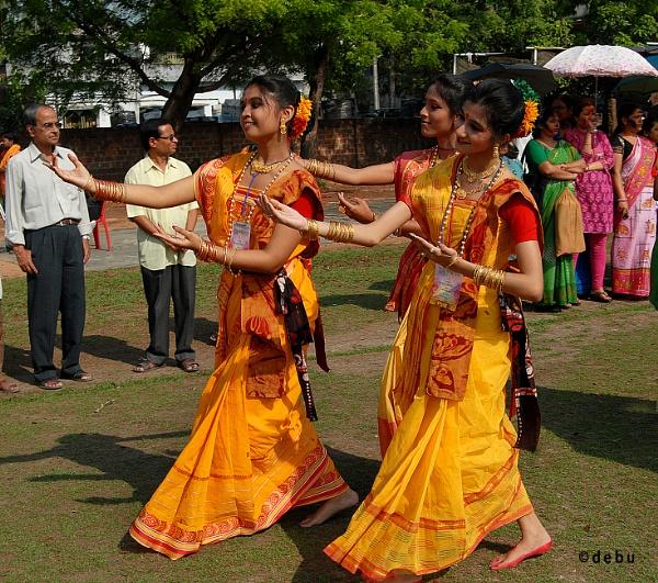 Holi celebration..2 by debu