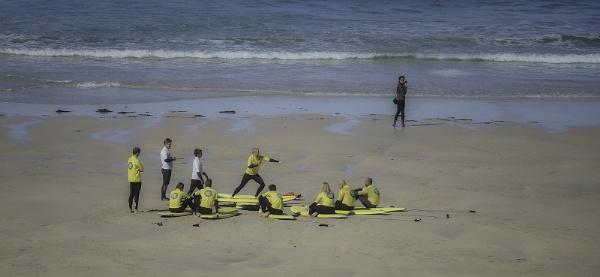 SURF SCHOOL by judidicks