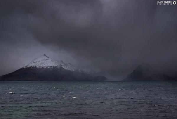 Elgol Storm by gcfotographos