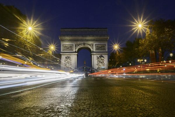 Champs Elysees by CraigWalker