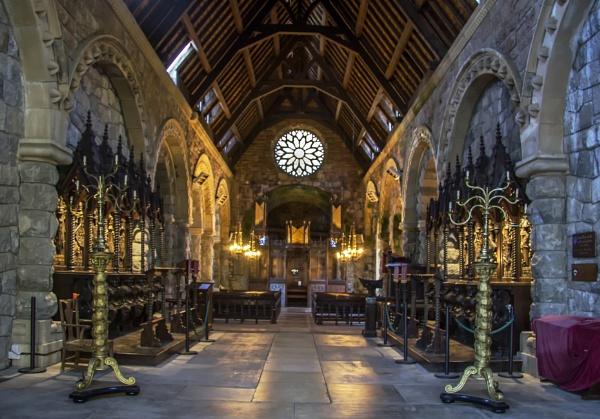 Saint Conan\'s Kirk by Irishkate