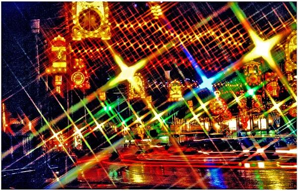 Blackpool Tartan by mac