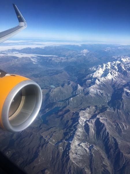 Flying high by voyger1010
