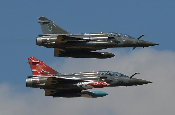 Dassault Miage 2000Ds by nealie