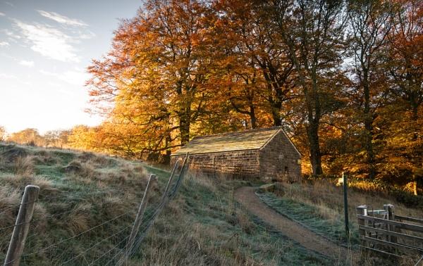 Granby Barn by Trevhas